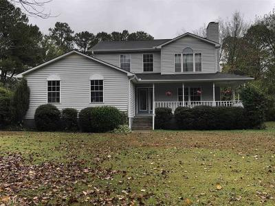 Fayetteville Single Family Home New: 175 Brookclear Ln