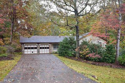 Cumming Single Family Home Under Contract: 2745 Highland Ridge Ct