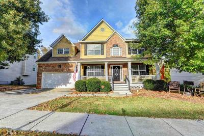 Braselton Single Family Home New: 301 Franklin Street