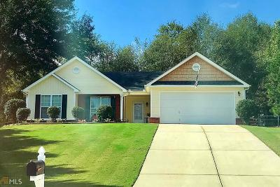 Winder Single Family Home New: 1600 Bismarck Cir