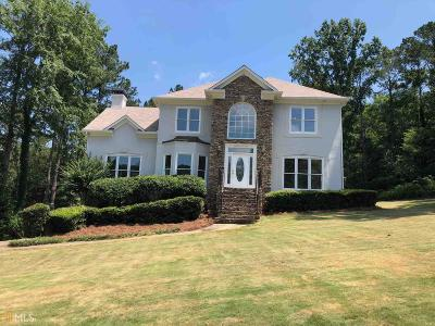 Cartersville Single Family Home Under Contract: 14 NW Sherman Ln