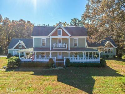 White County Single Family Home For Sale: 138 Mountain Meadows Dr