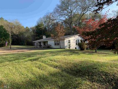 Loganville Residential Lots & Land New: 3491 Old Hightower Trl