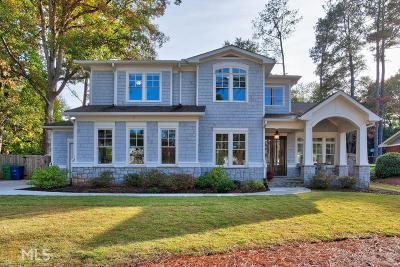 Atlanta Single Family Home New: 2046 S Akin Dr