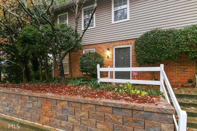Atlanta Condo/Townhouse New: 7750 Roswell Rd Unit 6a