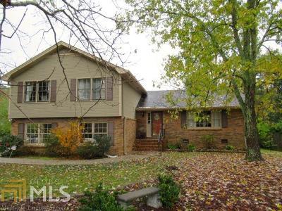 Lilburn Single Family Home Under Contract: 4086 White Oak Ln