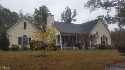 Griffin Single Family Home New: 670 County Line Church Rd