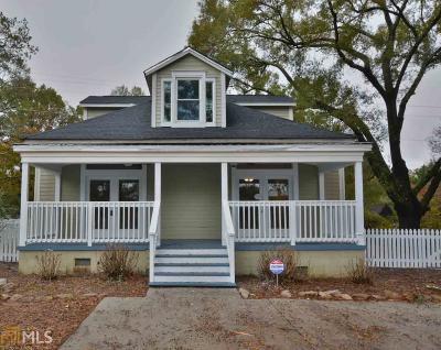 Acworth Single Family Home New: 3941 Albany Dr