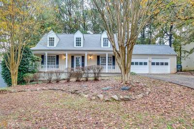 Roswell Single Family Home For Sale: 2170 Laurel Mill Way