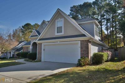 Newnan Single Family Home Under Contract: 41 Pine Crescent