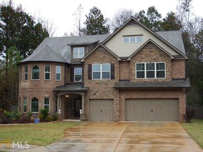 Powder Springs Single Family Home New: 4484 Lily Brooke Ct