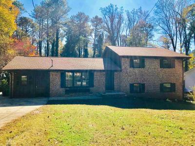 Single Family Home New: 4013 Woburn Drive
