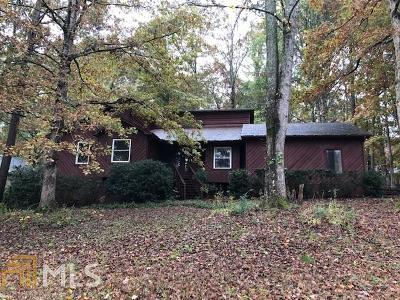 Marietta Single Family Home New: 4752 Forest Valley