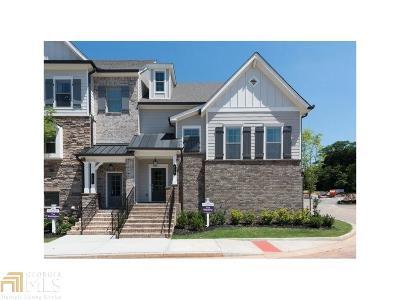 Marietta Condo/Townhouse New: 116 Marietta Walk Trce