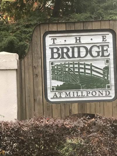 Smyrna Condo/Townhouse New: 902 SE Bridge Ln