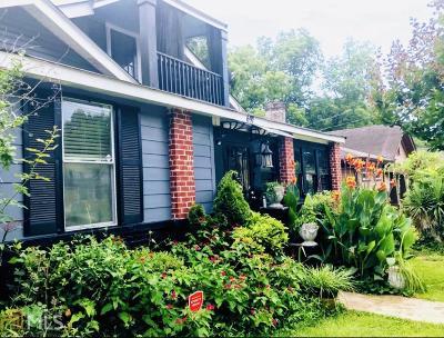 Atlanta Single Family Home New: 691 Florence Pl