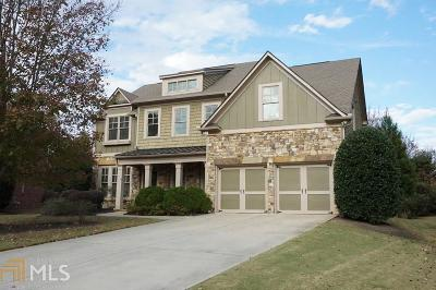 Smyrna Single Family Home New: 730 Crossbuck Ct