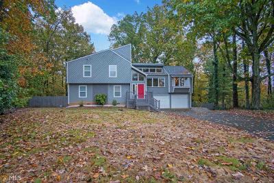 Marietta Single Family Home New: 3472 Winter Wood Way