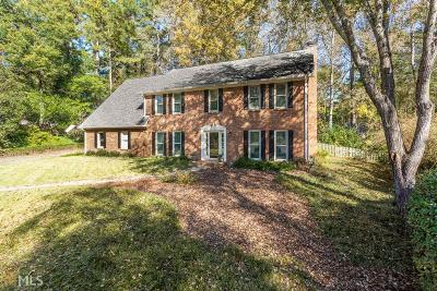 Marietta Single Family Home New: 1125 Parkwind Way