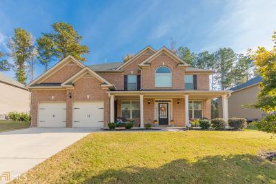 Newnan Single Family Home For Sale: 7 Ravine Dr