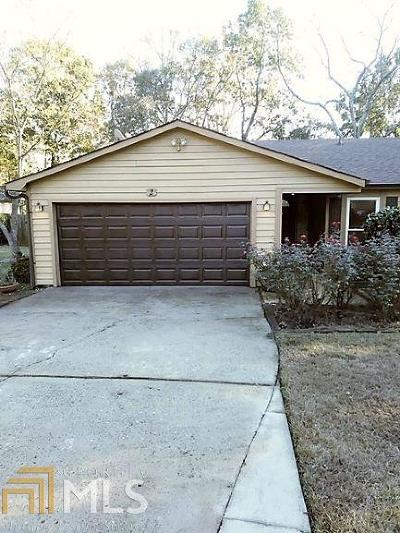 Roswell Single Family Home New: 2 Parkmont Trace