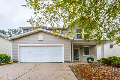 Atlanta Single Family Home New: 3244 Sable Run Rd