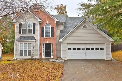 Lawrenceville Single Family Home New: 1470 Walnut Hill Circle