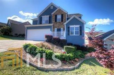 Canton Single Family Home New: 537 Autumn Ridge Drive #250