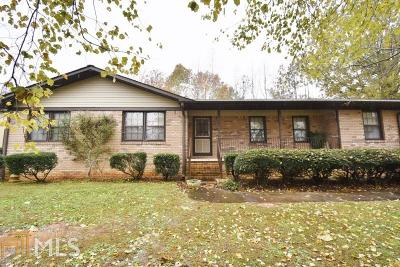 Habersham County Single Family Home For Sale: 914 Camp Creek Rd