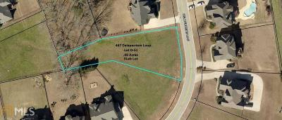Jefferson Residential Lots & Land New: 447 Delaperriere Loop #D51