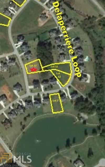 Jefferson Residential Lots & Land New: 533 Delaperriere Loop #D37