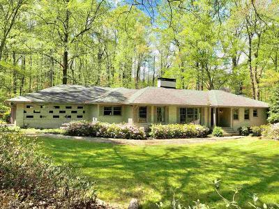 Atlanta Single Family Home New: 5280 Long Island Drive NW