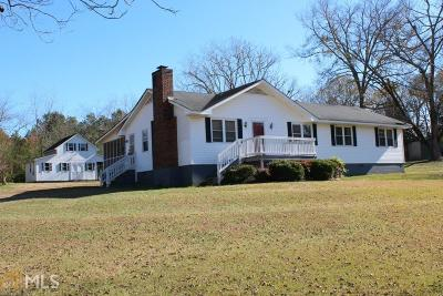 Griffin Single Family Home New: 102 Spring Valley Rd