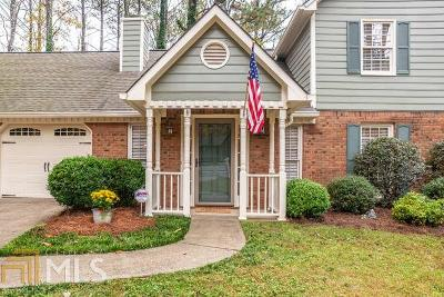 Kennesaw Single Family Home New: 1005 Burton Ct