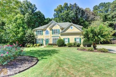 Roswell Single Family Home New: 755 Aronson Lake Court