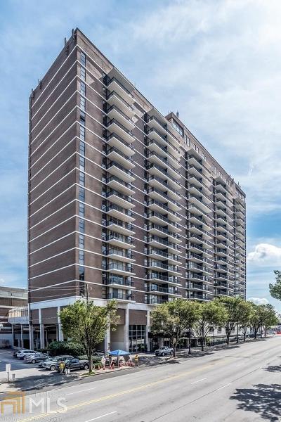 Atlanta Condo/Townhouse New: 620 NE Peachtree St #1007