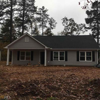 Gainesville Single Family Home New: 9245 Horseshoe Bend