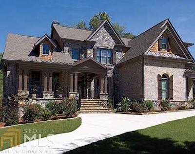 Lawrenceville Single Family Home New: 1580 Tapestry Ridge