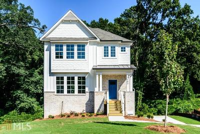 Atlanta Single Family Home Under Contract: 1984 Yellow Finch Trl