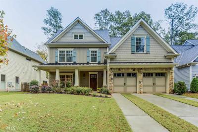 Avondale Estates Single Family Home New: 207 Ohm Ave