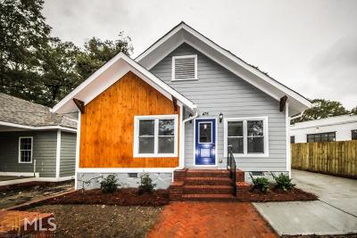 Westview Single Family Home For Sale: 475 Willard Ave