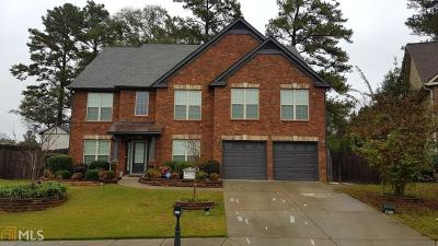 Clayton County Single Family Home New: 9732 Musket Ridge Cir