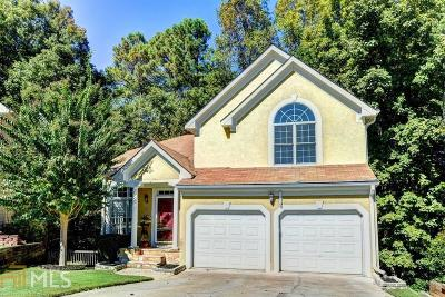 Johns Creek Single Family Home For Sale: 3180 Park Chase