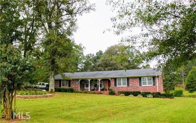 Monroe Single Family Home New: 999 Gene Bell Rd