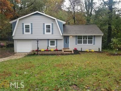 Clayton County Single Family Home New: 475 Queen Aliese