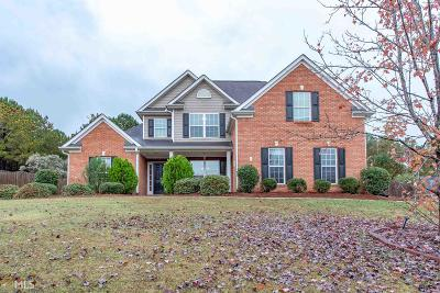 Senoia Single Family Home New: 123 Brittany Ln