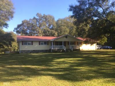 Griffin Single Family Home Under Contract: 1777 S Walkers Mill Rd