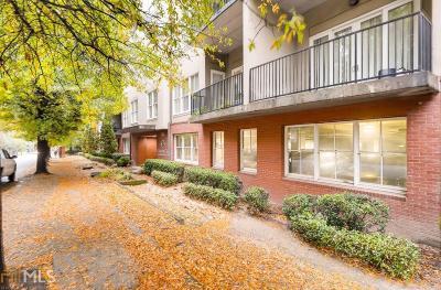 Condo/Townhouse New: 384 Ralph McGill Blvd #317