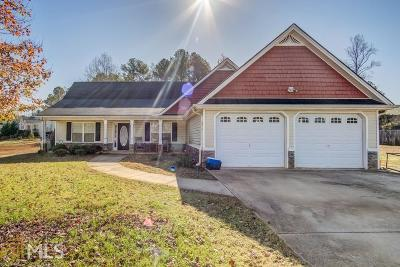 Temple Single Family Home Under Contract: 639 Meadow Spring Dr