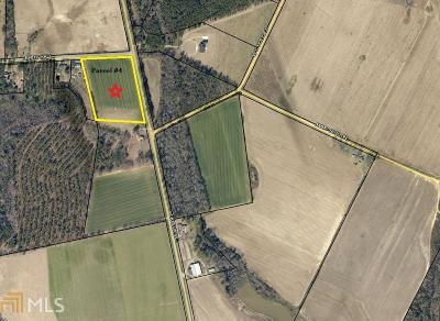 Statesboro Residential Lots & Land For Sale: Lakeview Rd #4